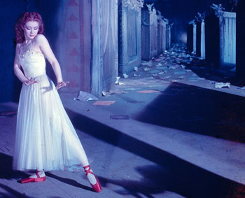 Moira Shearer from 'The Red Shows'