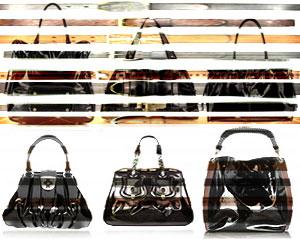 Handbags and belts
