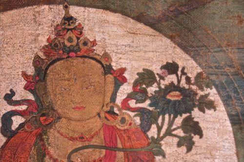 Buddha text