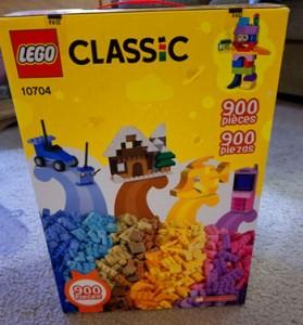 LEGO box